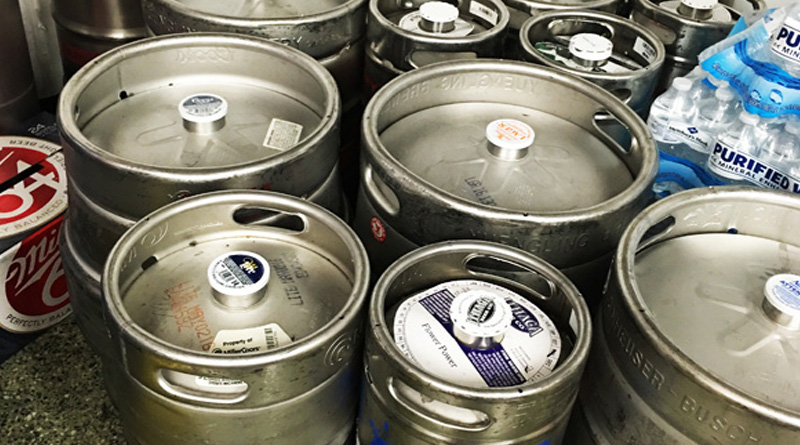 We have Kegs
